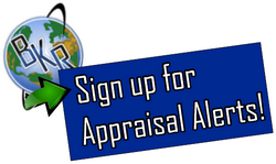 BKR Appraiser Site St. Louis Mo, Graduate Personal Property Appraiser, Newsletter Signup